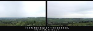 From the top of 'The Beacon' by dl-p