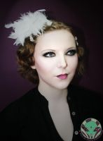 1920s Makeup by Face-Invaders
