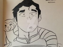 Bolin : The Legend of Korra by themagicofpotter
