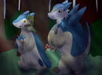 Realms: Forest Exploration Collab by MarbleSplotch