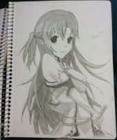 Asuna by tweettweet0607
