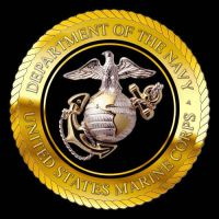 The Marine Corps Emblem by fontman
