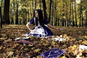 Cosplay: Alice:Madness Returns by ryuuki-ayu