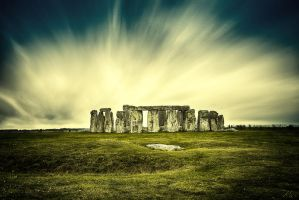 The Stonehenge by AntonioGouveia