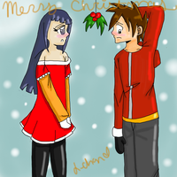 Merry Christmas Logan : D by Warped-Dragonfly