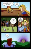 Everyone Loves Ezreal part 6 by EnciferART