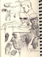Various Studies13 by FUNKYMONKEY1945
