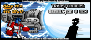 AT4W: Transformers Generation 2 NO.1 by MTC-Studios