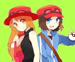 Pokemon XY by Juupion