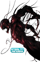 Carnage render by Stealth14