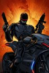 Robocop Raffide 2 Copy by GuilhermeRaffide