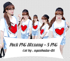 PACK PNG #4 by nganbadao