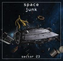 spacejunk by shape6