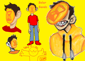 Solar Sands by gaypoliceishere