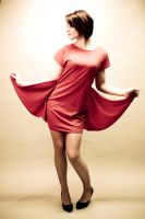 Red Dress 01 by ZephyrPictures