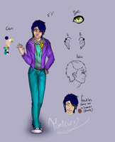 Peter Ref Sheet [NOT MADE BY ME QUITE OBVIOUSLY] by LastbutnotAlise