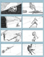 Project RISE: Storyboards by TravisHarris