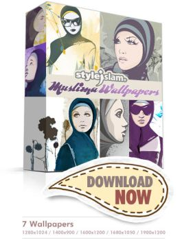 Muslima Wallpaper Pack by ademmm