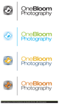One bloom - logo by B-positive