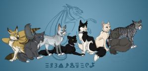 Imperial Cats by Falcolf