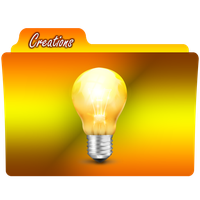Creations Folder Icon by gterritory