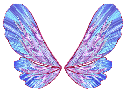 Musa Dreamix Wings [NEW VERSION] by HimoMangaArtist