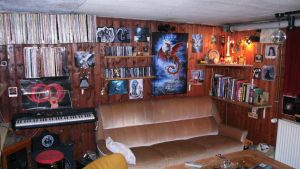 My Furry-Music-Cave^^ 1 by ASKABANIUM