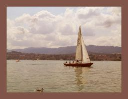 Zurich Sailing by iceelove