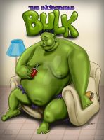 The incredible 'Bulk' by orioncreatives