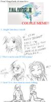 The FFXIII Couple Meme by WinryElric