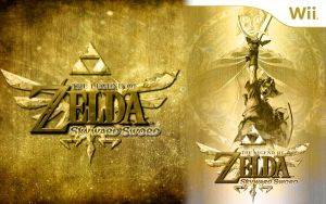 Golden Skyward Sword by Link-LeoB