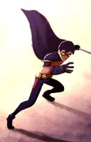 Boy Wonder by KendrickTu