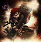 Gaara by SMlLE