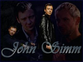 John Simm by Amrinalc