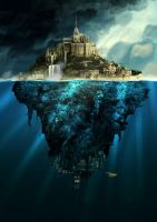 Atlantis by mrkayl