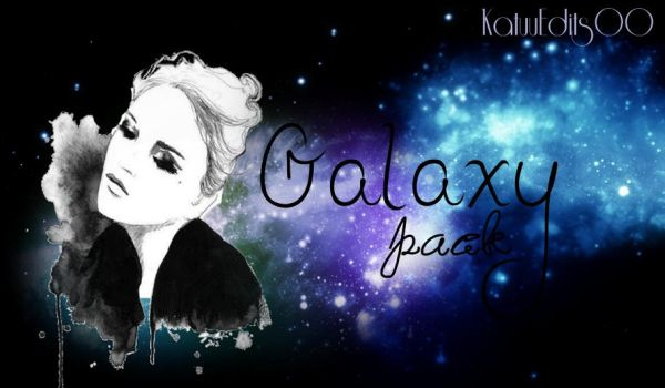 Galaxy Pack by KatuuEdits00