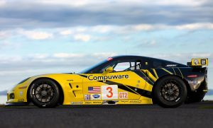 Chevrolet Corvette C6.R GT2 by D3516N3R