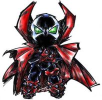 Hell Spawn by NailsInMyChest