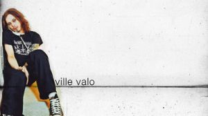 Ville Valo Wallpaper- 1 by Ion-Sky