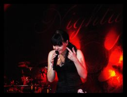 Anette Olzon III by OurLady-OfSorrows