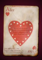 Project Alice Poster 2008 by JaffaCakeLover