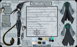 Jago refrence and Bio by xX-Jago-Xx