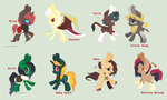 Mlp D2a!! (Open! Ends FIRST OF JAN! by BlueRedYellowHolla