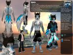 Todd Squall Ref Sheet Via SecondLife [CLEAN] by xXartisticxTragedyXx