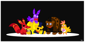 Viva Pinata - Five Nights at Freddy's by Edge14