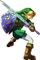 Link by Raccoon688