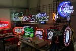 Neon beer signs by finhead4ever