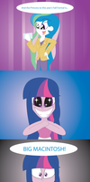 Equestria Girls: And the Winner is by T-3000
