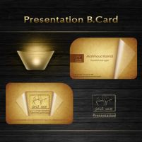 Press........... B.Card by batchdenon