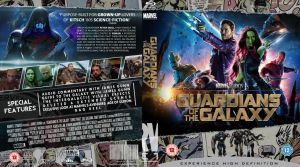 Guardians of the Galaxy Blu-Ray FIXED by MrPacinoHead